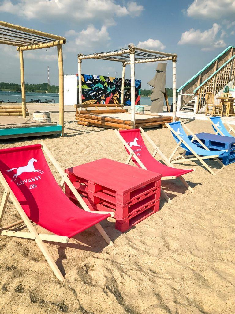 Lovassy LIFE – a Lupa Beach bora